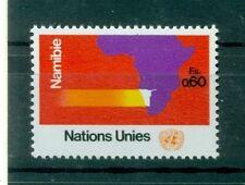 """Nations Unies Géneve 1973 - Michel n. 34 - """"Namibie"""""""
