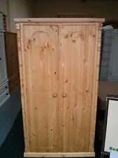 PINE FURNITURE ASHBOURNE SPECIAL LIMITED OFFER FULL HANGING ROBE NO FLAT PACK