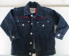 *BNWOT* Le Coq Sportif Bleu Denim Jacket Age 2 / 3 French Designer