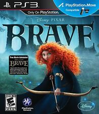 PLAYSTATION 3 BRAVE BRAND NEW WALT DISNEY PS3 VIDEO GAME
