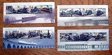 Gb 2011/4 Clásico Loco Juego De 4 m/sheets msj144-3284-3498-3578 Excelente u/m fp3183