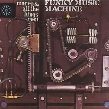 Maceo & All The King's Men, Funky Music Machine, New Import