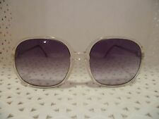 Owl by Anne Klein 809 Vintage 80's Womens Sunglasses  (TF13) @
