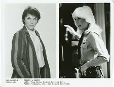 TYNE DALY LORETTA SWIT PORTRAITS CAGNEY AND LACEY ORIGINAL 1988 CBS TV PHOTO