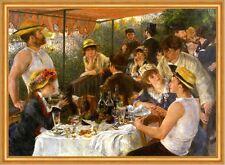Das Frühstück der Ruderer Pierre-Auguste Renoir Impressionismus B A2 03557