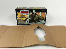 Remplacement vintage star wars empire strikes back canada dewback box et inserts