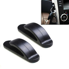 2× Auto Car Truck Convenient Bag Key Purse Holder Hanger Plastic Hook Adhesive