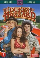 THE DUKES OF HAZZARD : SEASON 2 -   DVD - PAL Region 2 - New
