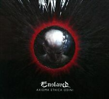 Enslaved Axioma Ethica Odini CD 2010 progressive black metal Borknagar Bathory