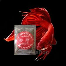 Super Premium Betta Food 10g -MOSQUITO LARVA  GRANULE FIGHTING FISH BUY 4,1 Free