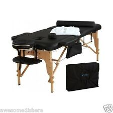 Portable Massage Table Facial Spa Therapy Aromatherapy Arthritis Muscle Relaxer