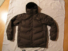 The North Face Daunenjacke 600 Recco Gr L Warm Ski Winter Snowboard Wie Neu