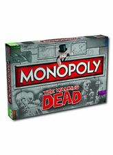 The Walking Dead serie TV Monopoly Gioco Da Tavolo Famiglia Divertimento