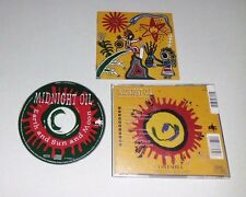 CD  Midnight Oil - Earth and Sun and Moon  11.Tracks  1993  146