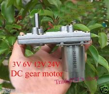 TAKANAWA 555 metal gear motors 3V 6V 12V 24V DC gear motor high torque low noise
