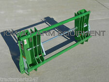 John Deere 400 & 500 Series Quick Attach to Alo/Euro/Global Quick Attach Adapter