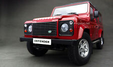 1/18 Land Rover Defender 110 5 door Century Dragon Red LHD