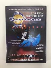 Riverdance Live from Radio City Music Hall New York SPECIAL FEATURES DVD Film