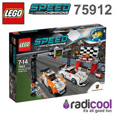 75912 LEGO Porsche 911 GT Finish Line SPEED CHAMPIONS Age 7-14 / 551 Pieces