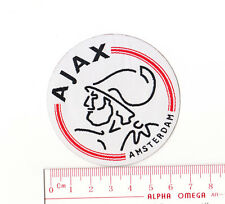 kiTki Ajax soccer football team iron-on embroidered patch emblem applique