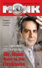 Mr. Monk Goes to the Firehouse