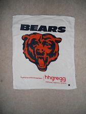 New Chicago Bears NFL Football Rally Towels LOT of 4 SUPPORT THE TEAM BEAR  DOWN