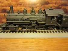 HO BRASS UNITED BALDWIN PFM 2-6-2 MEDFORD & PINE CK LOCOMOTIVE & TENDER