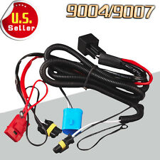 9004/9007 Xenon HID Conversion Kit Relay Wiring Harness Hi/Lo Beam Controller