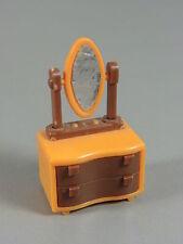 SPIELZEUG: Spiegelkommode (Spiegel gelb)