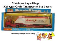 Matchbox SuperKings Kellogg's Grain Transporter  *Snap *Crackle *Pop by: LESNEY