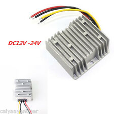 Universal 12V to 24V 10A Voltage Booster Power DC Converter Step Up Regulator
