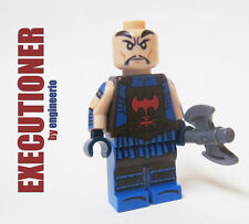LEGO Custom --- Executioner --- Marvel Super heroes X-Men '90s wolverine
