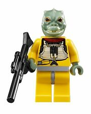 Lego Star Wars Minifigure Bossk Bounty Hunter 8097 10221 **New**Very Rare**