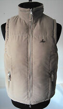 """Equi ' Theme Beige/ Stone Color Fleeced thick Body Warmer / Gillet ~ S - 36"""""""