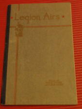 ANTIQUE LEGION AIRS SONG BOOK  1932  SONGS OF OVER THERE AND OVER HERE  1932