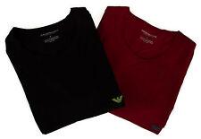 Bipack 2 t-shirt giro uomo EMPORIO ARMANI art. 111267 6P712 taglia L col. 05720