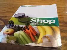 Weight Watchers SHOP 2013 Points Values for over 20,000 Foods Book
