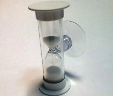 Waterproof Hourglass 5 Minutes Suction Cup Bath Shower Coach Accessory Timer