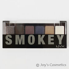 "1 NYX The Smokey Shadow Palette - "" TSS01 ""    *Joy's cosmetics*"