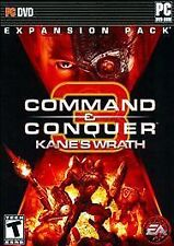 Command & Conquer 3: Kane's Wrath  (PC, 2008)