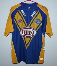 Leeds Rhinos rugby shirt jersey Patrick Size S