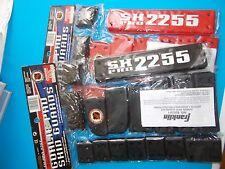 street hockey roller guards black & red Junior SH Pro 2255 comp 1255 NHL