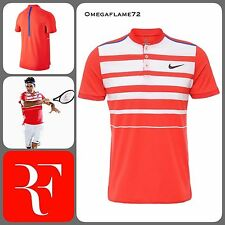 Sz Large Nike Roger Federer Court Premier RF Tennis Polo Shirt 2016 ATP Masters