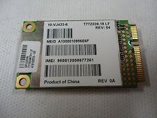Qualcomm J9CUNDP-1 Broadband Wwan Wireless Mini PCI-E Card T77Z039.18 LF New