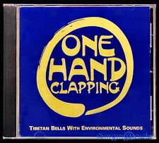 ONE HAND CLAPPING: Tibetan Bells with Environmental Sounds CD (singing bowls)