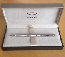 Parker Sonnet Ballpoint Pen. Silver Trim. Promo Pen. Read Description.