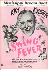 "SWING FEVER ""Mississippi Dream Boat"" Lena Horne Marilyn Maxwell Kay Kyser"