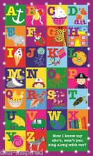 Illuminated LED Canvas/Picture/Night Light - Alphabet Canvas for Kids Bedroom