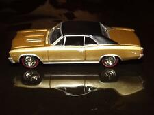 2004-1967 CHEVY CHEVELLE SS WITH REDLINE REAL RUBBER TIRES. LIMITED ED.