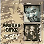 George Duke - From Me to You/Reach for It (2009)  2CD  NEW/SEALED  SPEEDYPOST